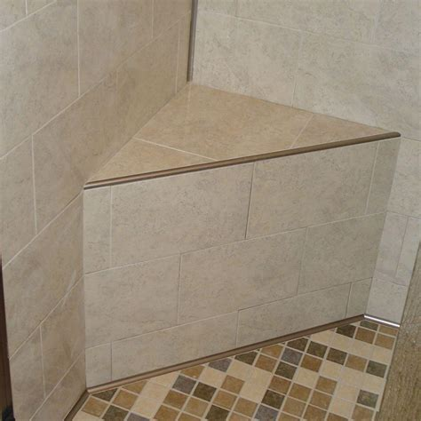 edging tiles bathroom schluter kerdi shower sb 16 in x 16 in x 20 in triangle