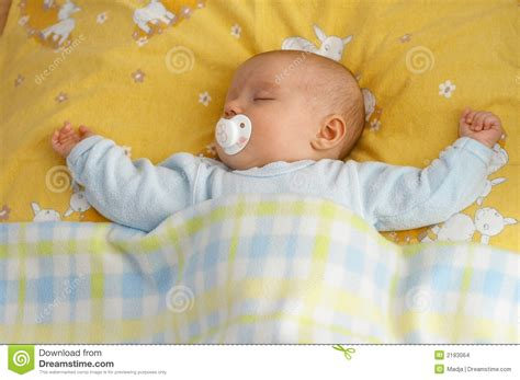 Babies In Crib Baby In Crib Stock Images Image 2183064