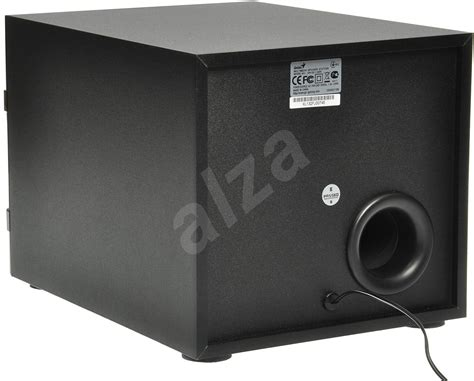 Genius Sw 2 1 360 Speaker genius gx gaming sw g2 1 3000 black speakers alzashop