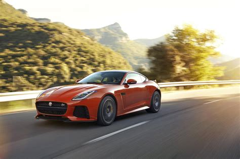 jaguar f type official 2017 jaguar f type svr gtspirit