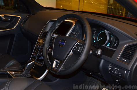 volvo xc  design india interior