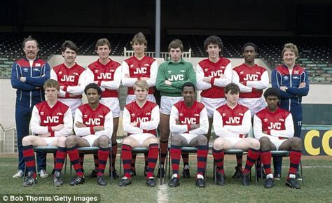arsenal youth team what should arsenal do next tackle keown daily mail