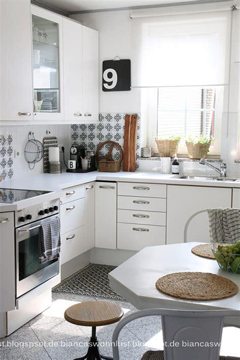 küche dekorieren trends wohnzimmer decken design