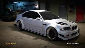 need for speed 2015 bmw m3 e46 customization 1100 hp