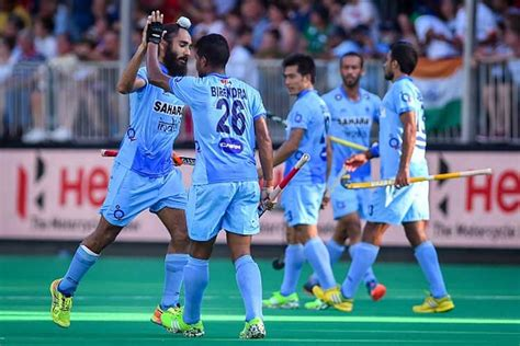 argentina today match result india vs arg hockey world league 2015 1st