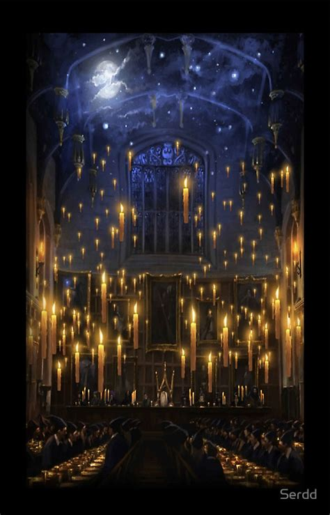 hogwarts great hall hogwarts great hall by serdd iphone cases pinterest