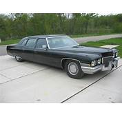 1972 Cadillac Fleetwood  Information And Photos MOMENTcar