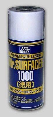 Murah Mr Finishing Surfacer 1500 White Spray Can vernici spray tamiya ts as ps modellismoboiocchi modellismo