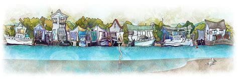 boat sales napier new zealand illustration sam lewry nz artist
