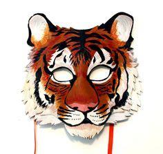 Handmade Animal Masks - 1000 images about animal masks on leather