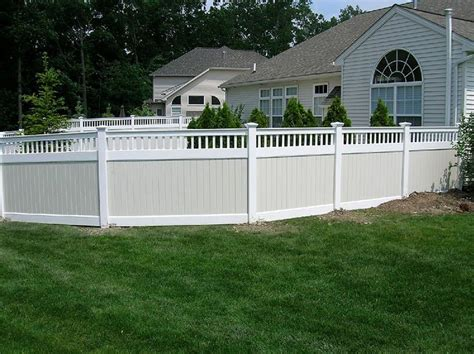 fences outdoor pvc privacy fence outdoor bitdigest design how to install popular pvc privacy fence
