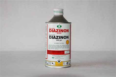 Metindo Pestisida diazinon