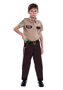 Rick Grimes Costume Child S Walking Dead Rick Grimes Costume