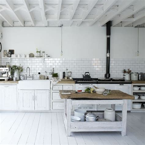 white kitchen ideas uk white kitchen with classic features kitchen ideas