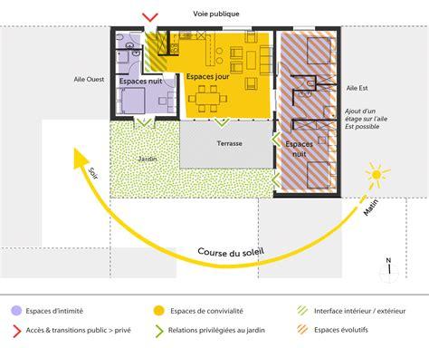 plan de maison de plain pied avec 3 chambres plan maison de plain pied 100 m 178 avec 3 chambres ooreka
