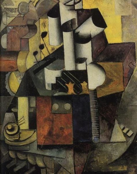 picasso paintings musical instruments 17 best images about cubism on georges braque