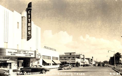 citrus theater  edinburg tx cinema treasures