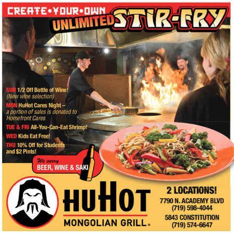 mongolian buffet coupon huhot mongolian grill coupon 10 at colorado springs locations asian restaurant