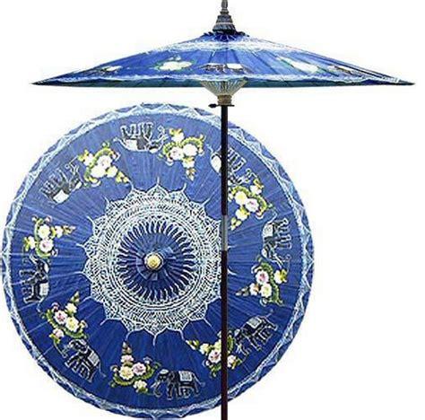 beautifull decorative outdoor umbrellas for your special