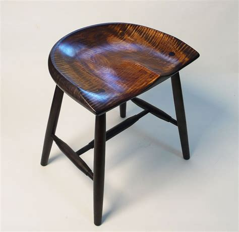 crafted garny guitar stool by garny co