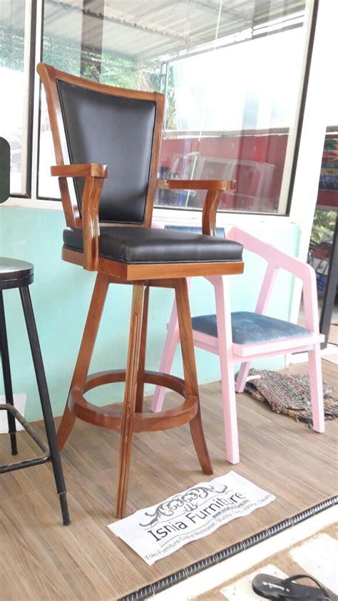 Jual Kursi Bar Murah Di Bandung kursi bar tanganan bahan kayu jati jual harga murah desain terbaru