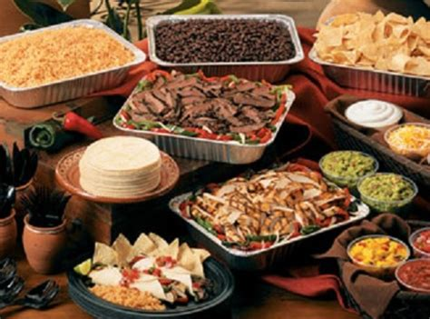 mexican buffet ideas best 25 mexican buffet ideas on salsa bar
