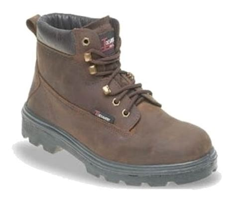 Sepatu Boots Safety Caterpilar Kansas Steel Toe Black 1 toesavers steel toe safety boots 1100 mammothworkwear
