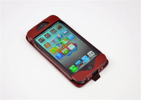Wallet Leather Iphone 5 mapi tion iphone 5 leather wallet review