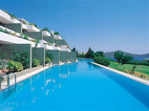 porto elounda golf resort porto elounda golf and spa resort luxury hotels resorts