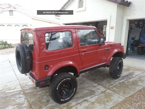 suzuki samurai tin top suzuki samurai tops pictures to pin on pinterest pinsdaddy