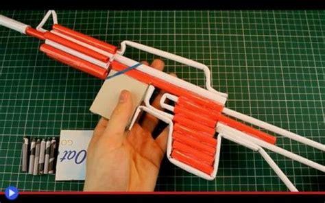 armi fatte in casa il genio delle armi giocattolo costruite in casa fai da te
