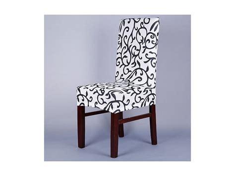 housse de chaise conforama housse de chaise de salle 224 manger couverture amovible