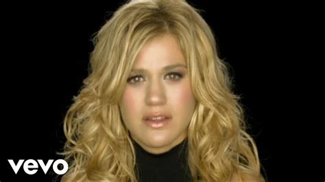 because of you kelly clarkson kelly clarkson because of you youtube