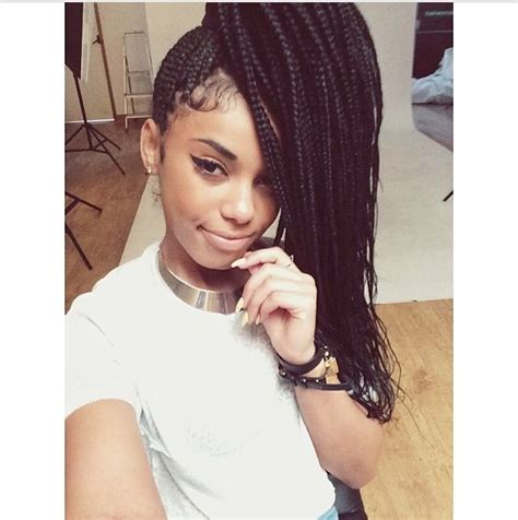 medium box braids with human hair 17 best images about box braids on pinterest protective