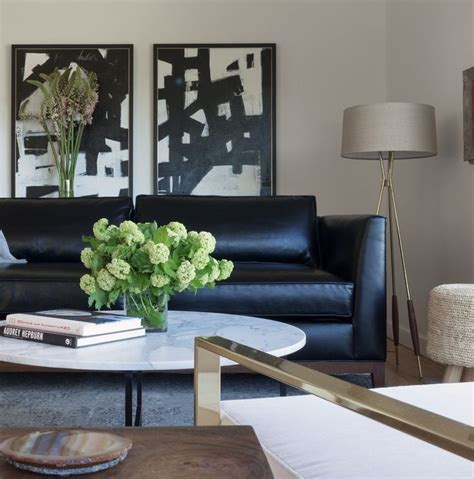 living rooms with black leather sofas best 25 black leather sofas ideas on living