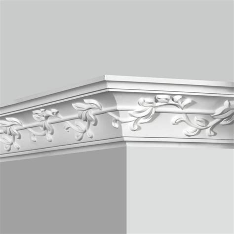 9 Moulding 3d decorative molding max knape vogt 9 in x 20 in crown
