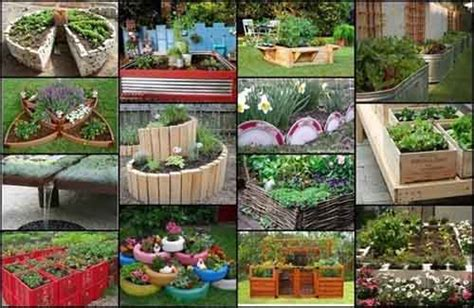 Interesting Garden Ideas 20 Unique Raised Garden Bed Ideas Lil Moo Creations