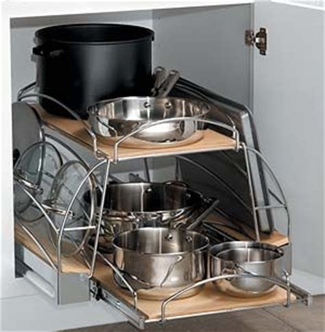 kitchen cabinet pots and pans organization 9 kevin amanda perfect pull out storage solution for pots and pans home