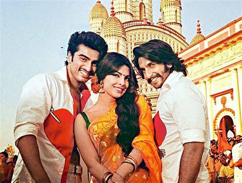gunday film priyanka chopra ki gunday teaser ranveer singh and arjun kapoor look like