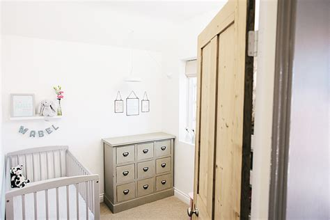 Home Decor Accessories Uk A Modern Stylish Baby Nursery Decorated On A Budget In