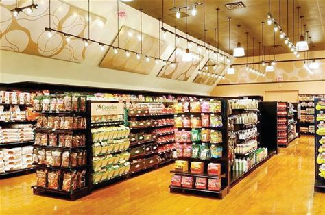 supermarket display layout grocery store fixtures and shelving