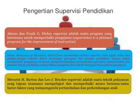 Supervisi Pendidikan 1 supervisi pendidikan joko pamungkas 153111244 pai 3g iain surakrta
