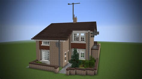 building house building my real house in minecraft