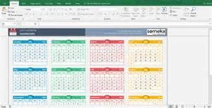 Netherlands Kalender 2018 Excel Kalendersjabloon 2017