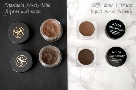 Eyebrow Pomade Nyx s madness nyx frame is a dupe for