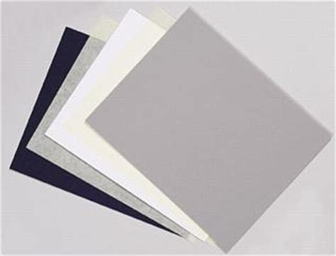 8 Ply Mat Board by Arista Mat Board 8x10 4 Ply White Both Sides 25 Pack