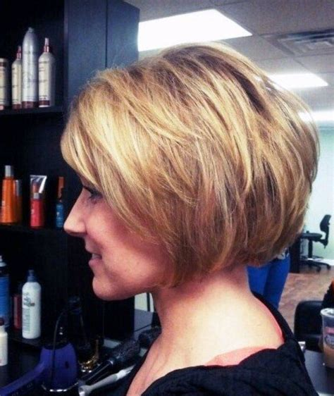 2014 stacked bob hairstyles for