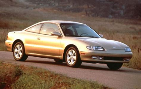 mazda mx6 1994 mazda mx 6 information and photos zombiedrive