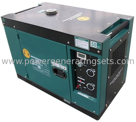 silent 65db electric portable generator 5kw 5 5kw