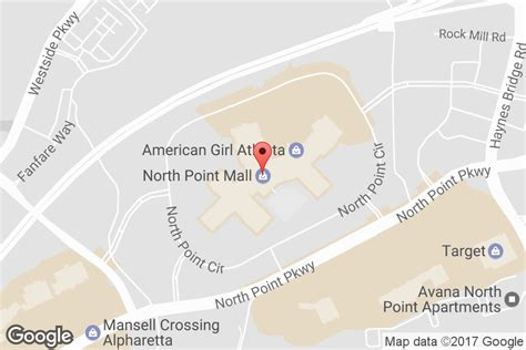 mall hours address directions north point mall